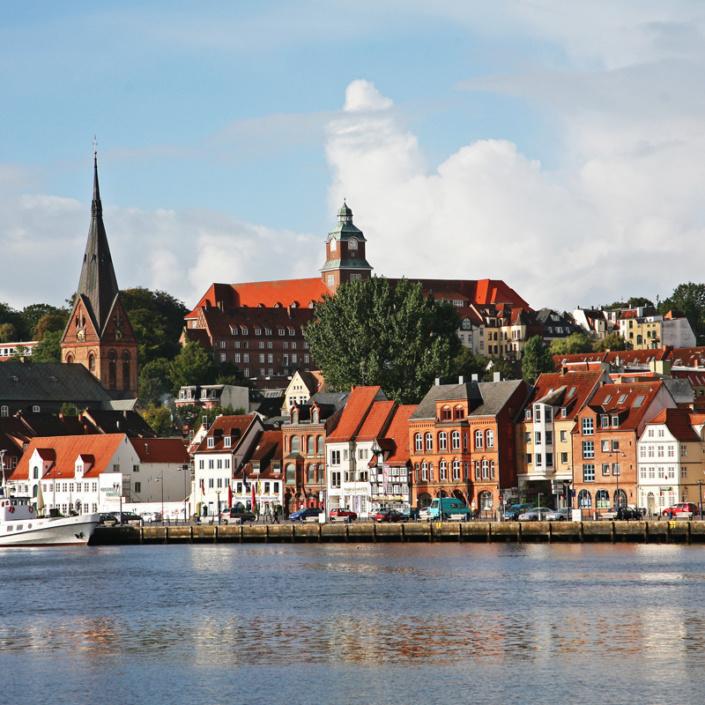 Flensburg-Tyskland